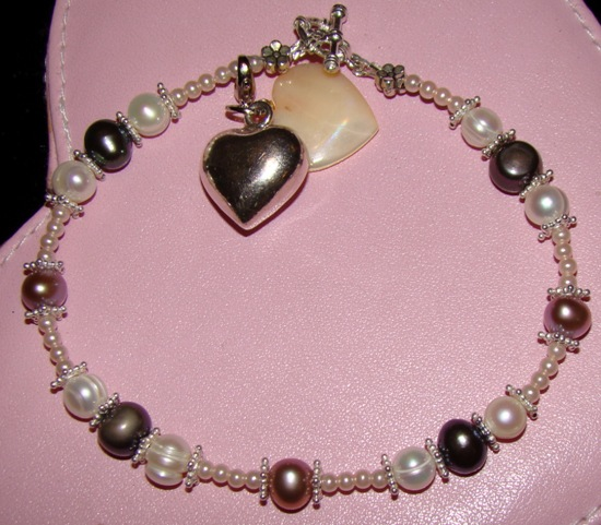 Perfect Pearls for Pets Collar