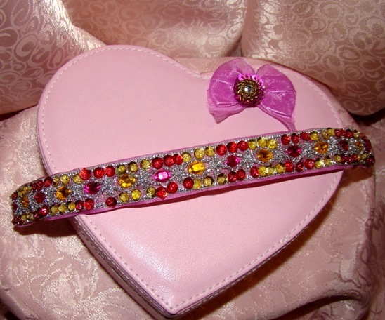 Just Jewels Pet Collar