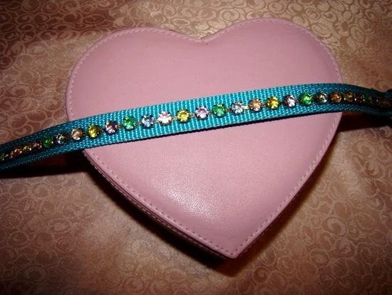 Pastel Rhinestone Crystal Collar
