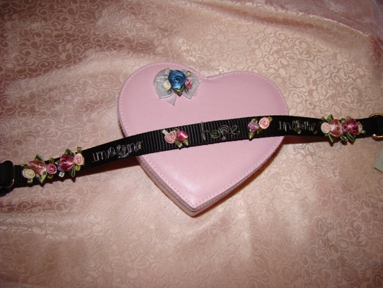 IMAGINE HOPE INSPIRE DOG COLLAR