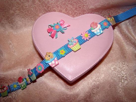 Yummy Cupcake Collar