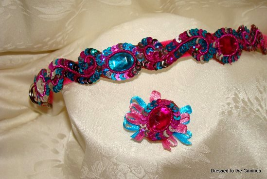 Jewels & Sequins Brite Beauty Collar 2