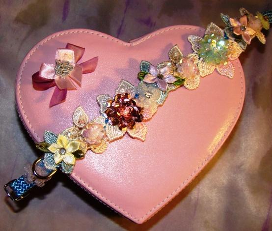 Flashy Floral Collar