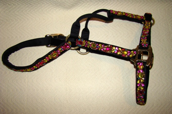 Jeweled Horse Halter