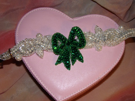 SEQUIN BOW-LARGE-custom made collar,dog collar,cat collar,pet collar,one of a kind collar,hand made,pet products,dog accessories,puppy collar,fancy dog collar,fancy cat collar,designer dog collar,pet items,animal products,dog supply,pet supplies,collar and leash sets,matching collar leash set,Swarovski rhinestone collars,beaded collars,sequin collars,bling collars,fashion pet items,dog sweaters,pet apparel,dog apparel,dog clothes,trendy pet collars,small dog collars,custom dog collar,dog harness,cat harness,puppy products,masculine dog collar,big dog collar,large dog collar,pink dog collar,rhinestone dog collar,dog leash,dog lead,jeweled collar,ribbon collar