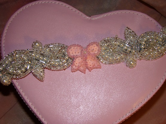 SEQUIN BOW-SMALL