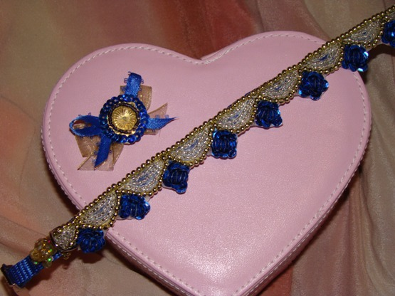 Blue Brilliance Collar