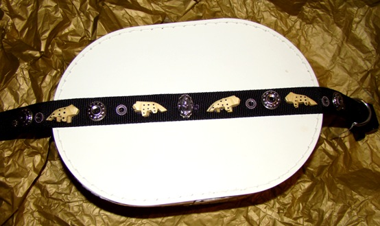 Lurking Leopards Collar