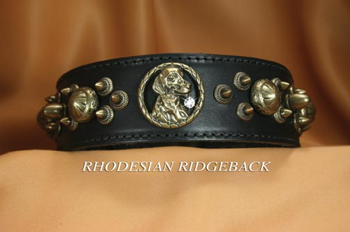 Lederhund Leather Breed Specific Collars